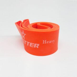 Large Band Orange Heavy