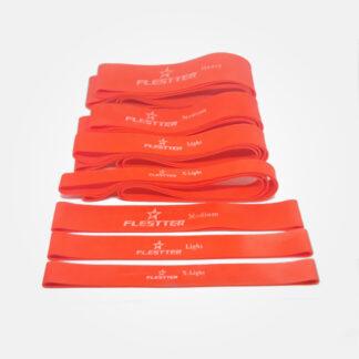 Kit 7 Orange Bands Mini e Large